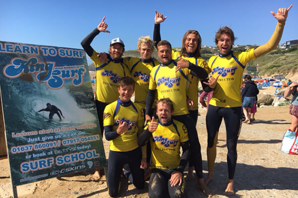 Kingsurf Team