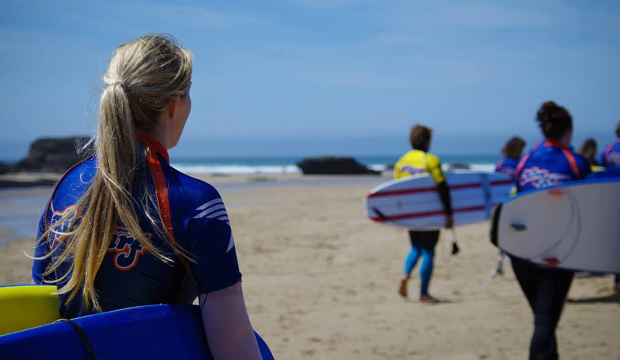 kingsurf surf school - Kingsurf Surf School, Newquay, Cornwall