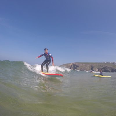 intermediate surf lessons