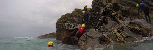 rock climbing 300x98 - coasteering