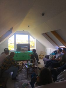 surf camp video analysis in session intermediate surf camp north cornwall mawgan porth