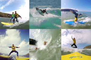 swelboard showdown mawgan porth kids club tricks