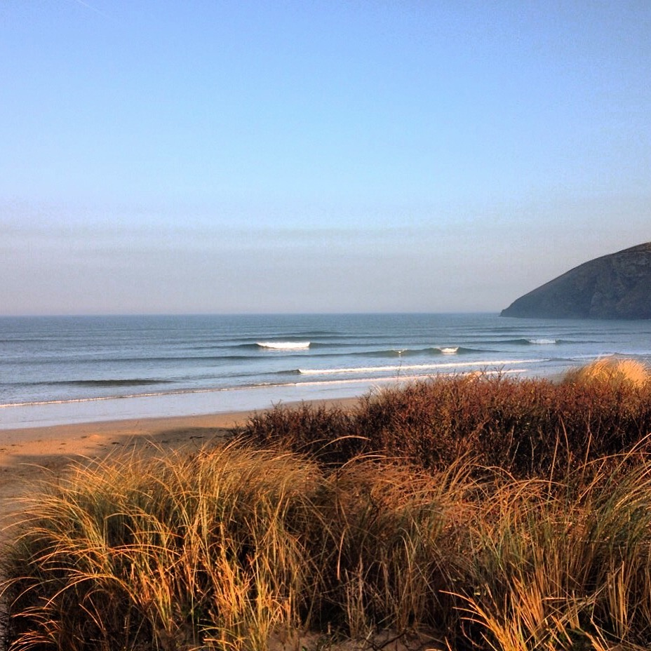 mawgan porth perfect surf for intermediate lessons surfing in newquay