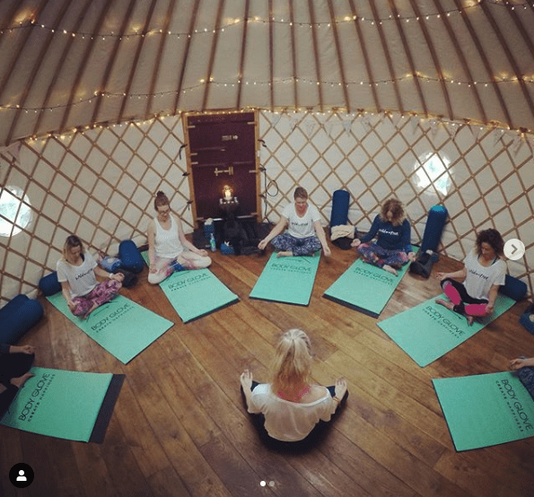 surf and yoga retreat Mawgan Porth